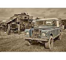 Rustic Landy  Photographic Print