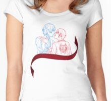 I Am Yours - FenrisxHawke V2 Women's Fitted Scoop T-Shirt