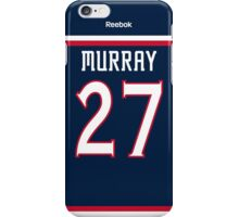 Columbus Blue Jackets Ryan Murray Jersey Back Phone Case iPhone Case/Skin