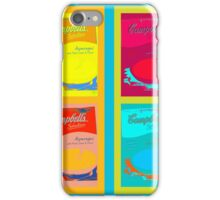 8 boxes of campbell's soup iPhone Case/Skin