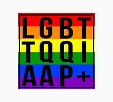 LGBTTQQIAAP+ Unisex T-Shirt