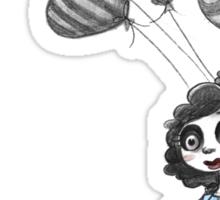 Bellz Balloon Ride Sticker