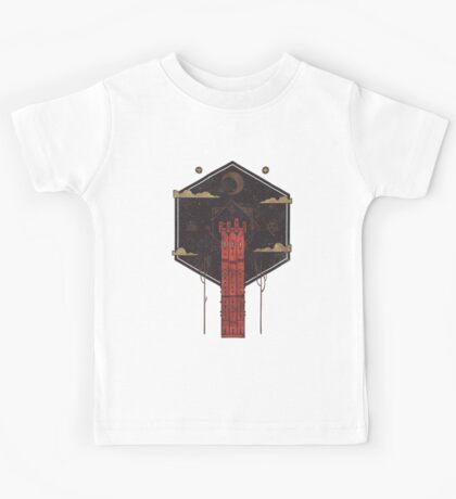 The Crimson Tower Kids Tee