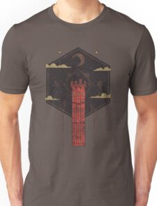The Crimson Tower Unisex T-Shirt