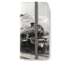 Leander and Hurricane iPhone Wallet/Case/Skin
