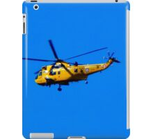 SEAKING RESCUE iPad Case/Skin