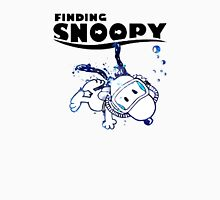 Finding Snoopy Unisex T-Shirt