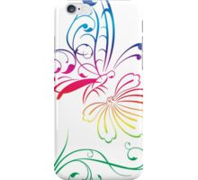 Butterfly 578 iPhone Case/Skin