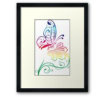 Butterfly 578 Framed Print