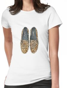 YSL shoes Womens Fitted T-Shirt