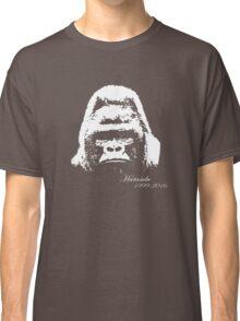 Harambe 1999-2016 Classic T-Shirt