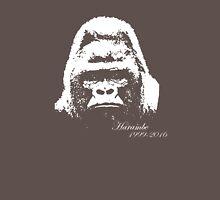 Harambe 1999-2016 Unisex T-Shirt