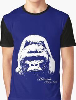 Harambe 1999-2016 Graphic T-Shirt