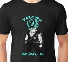 Train Insaiyan - God Goku Unisex T-Shirt