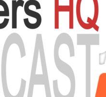 Podcast Fan Sticker