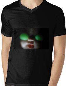 baby's got green eyes Mens V-Neck T-Shirt