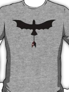 Black Toothless T-Shirt