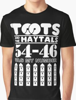 TOOTS AND MAYYTALS Graphic T-Shirt
