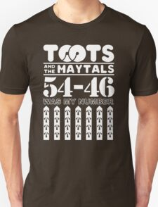 TOOTS AND MAYYTALS Unisex T-Shirt
