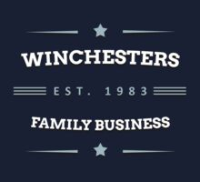 Winchesters Vintage by carryoncastiel