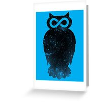 owlfinity Greeting Card