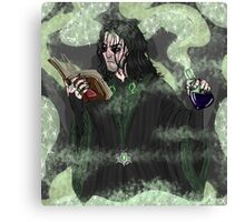 The Potions Master Canvas Print