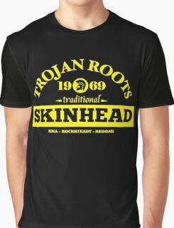 TRADITIONAL SKINHEAD Graphic T-Shirt