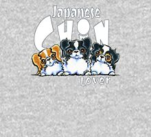 Japanese Chin Lover (Dark) Tank Top