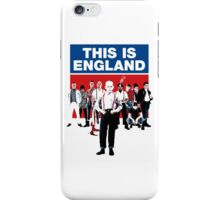 THIS IS ENGLAND MOVIE iPhone Case/Skin