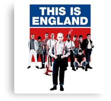 THIS IS ENGLAND MOVIE Canvas Print