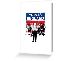THIS IS ENGLAND MOVIE Greeting Card
