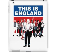 THIS IS ENGLAND MOVIE iPad Case/Skin