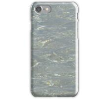 Gleaming ripples iPhone Case/Skin
