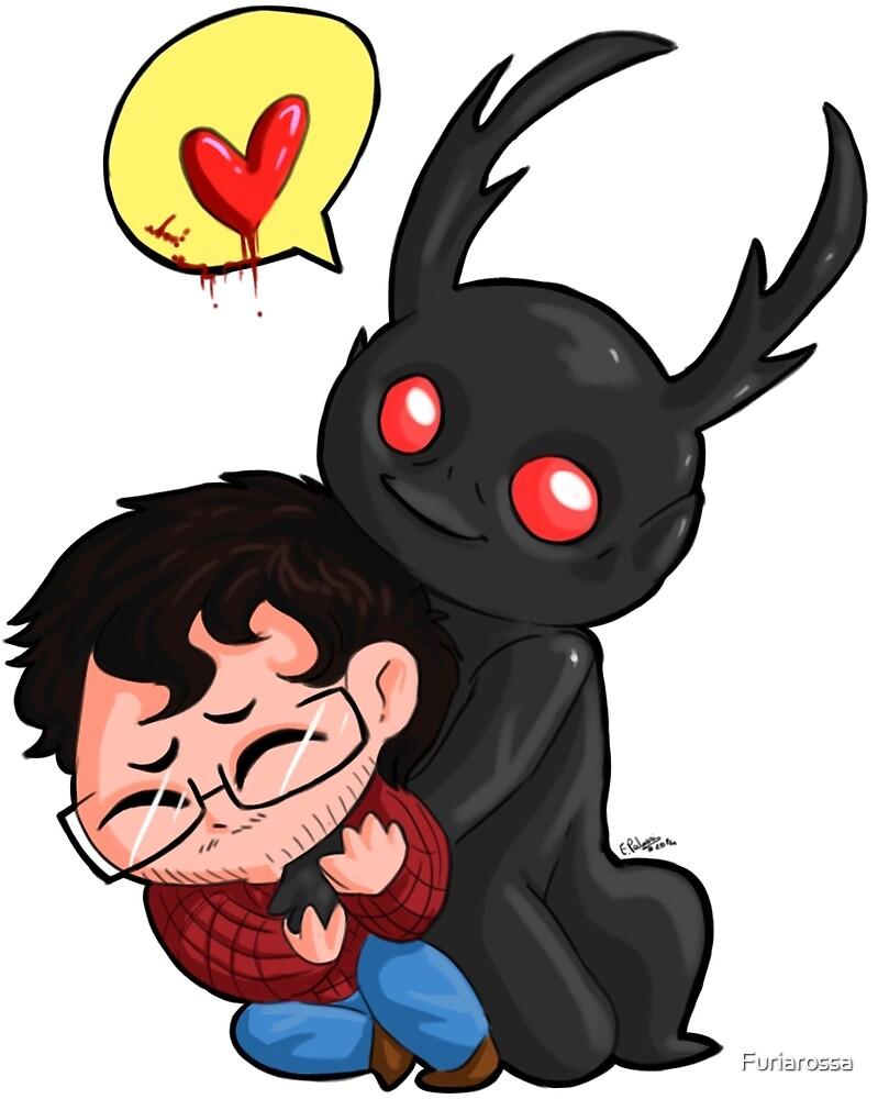 Hannibal - Embrace the cuteness by Furiarossa