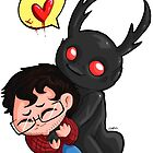 Hannibal - Embrace the cuteness by Furiarossa