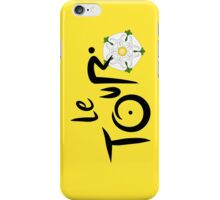 Le Tour de Yorkshire iPhone Case/Skin