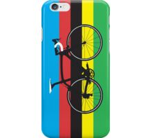 Bike World Champion (Big - Highlight) iPhone Case/Skin