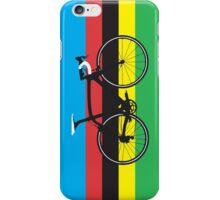 Bike World Champion (Big - Highlight) iPhone Case/Skin