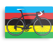 Bike World Champion (Big - Highlight) Metal Print