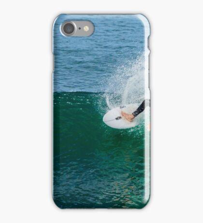 Cracking The Lip at Bells Beach iPhone Case/Skin