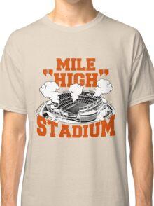 Mile High Stadium Classic T-Shirt