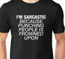 I'm Sarcastic Unisex T-Shirt