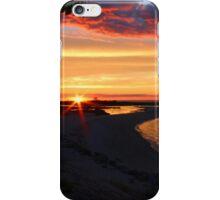 Sunset 724 iPhone Case/Skin