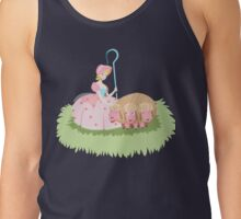 Little Bo Peep Tank Top