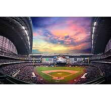 Late Afternoon Game Photographic Print