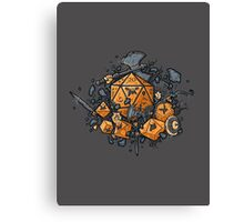 RPG United Canvas Print