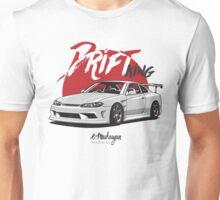 Nissan Silvia S15 (white) Unisex T-Shirt