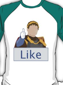 Gladiator Like T-Shirt