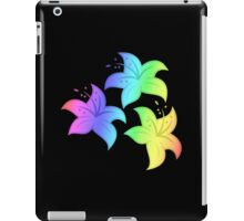 MLP - Cutie Mark Rainbow Special - Lily iPad Case/Skin