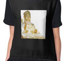 Sacred Lotus Chiffon Top